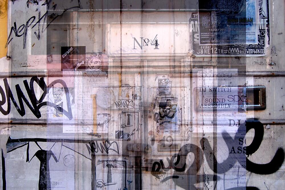 No 4 Benson Street, Liverpool by Nicholas Coates