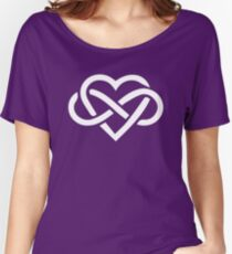 Love is Infinite Women's Relaxed Fit T-Shirt