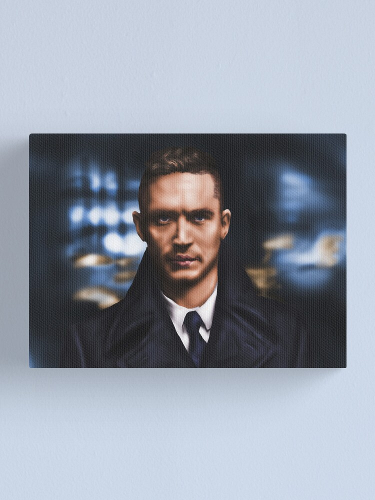 Alternate view of Tom Hardy Canvas Print