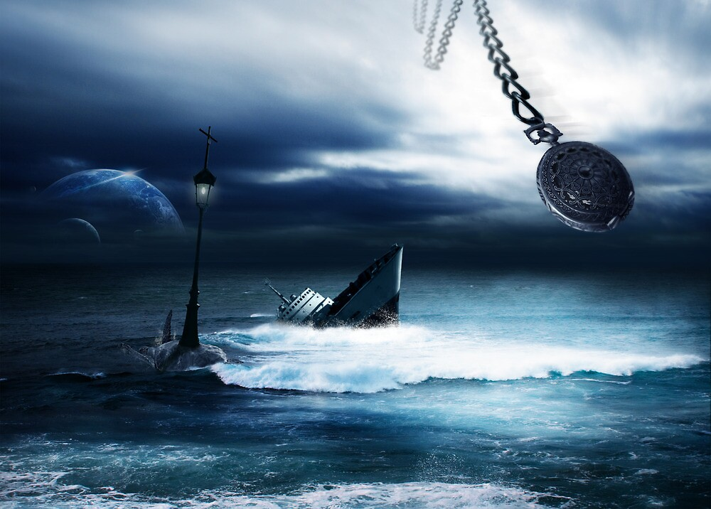 Ocean Pendulum by BeyondHorizon
