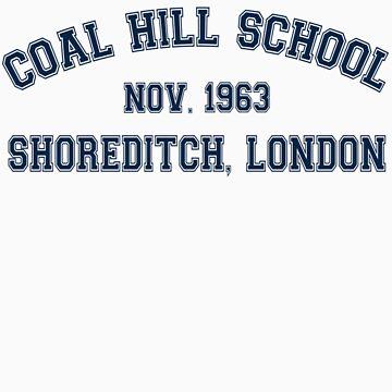 Coal Hill School Athletic Shirt by jackzodiac