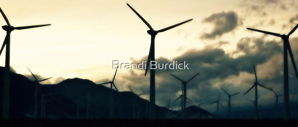 wind power~ by Brandi Burdick