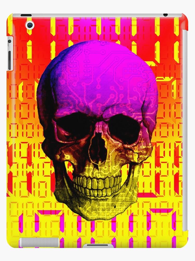 Skull circuit in a digital code. by sebmcnulty