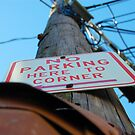 No Parking Sign by d1373l