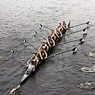 The Head Of The Charles Regatta by d1373l