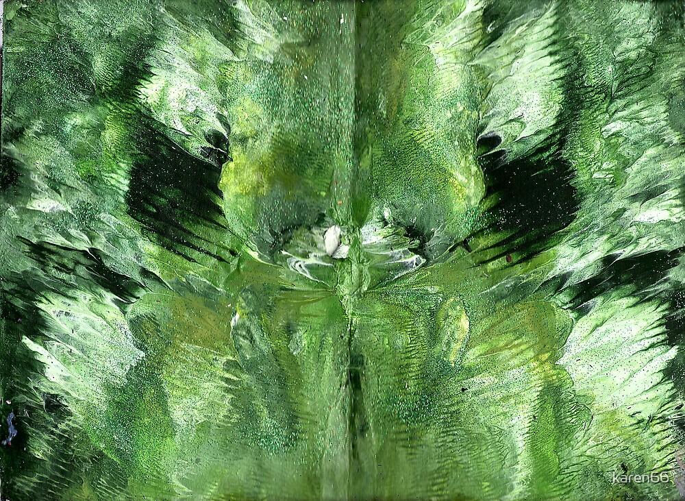 GREEN EMBRACE by karen66