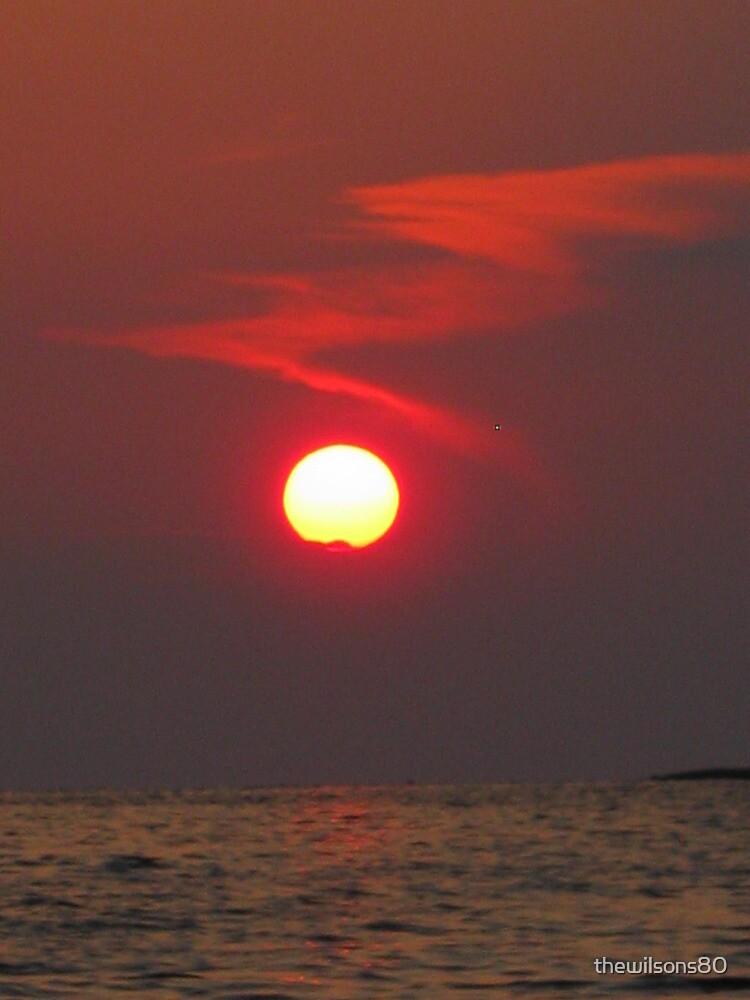 Beautiful Florida Sunset by thewilsons80
