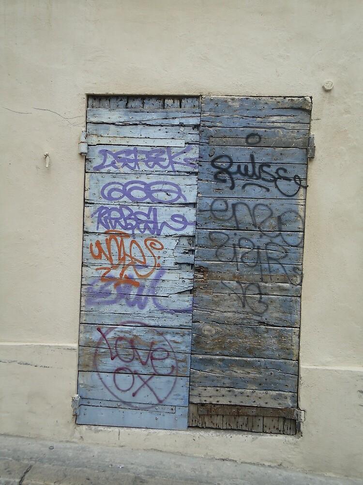 Marseille Door by JacobDarlison