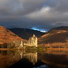 Kilchurn Castle by Jeanie