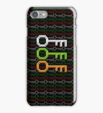 Copper, Jade, Crystal iPhone Case/Skin