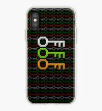 Copper, Jade, Crystal iPhone Case