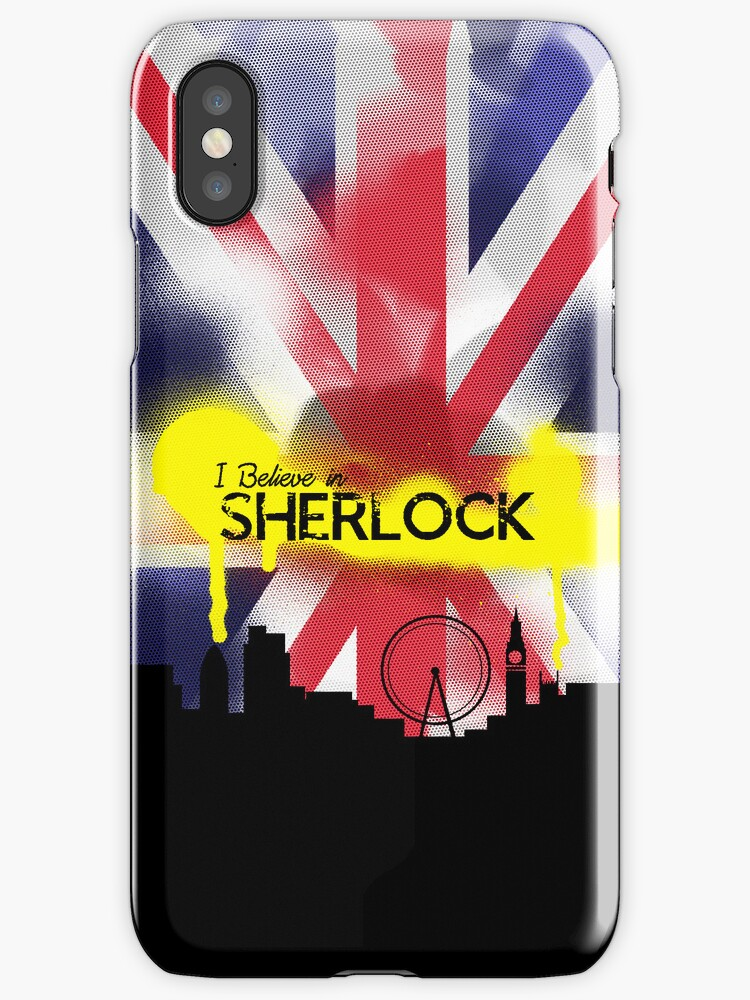 Sherlock in London by KanaHyde