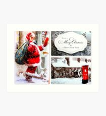 Have a Merry Christmas & a Happy New Year Art Print