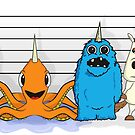 The Unicorn Suspects by renduh