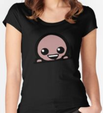 The Binding Of Isaac - Isaac Women's Fitted Scoop T-Shirt