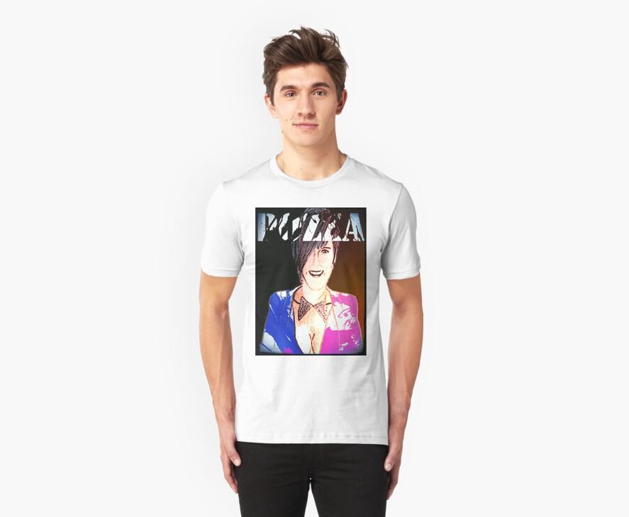 Pozza T-Shirt design by Daniel  Taylor