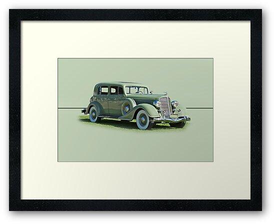 1935 Buick Series 60 Club Sedan w/o ID by DaveKoontz