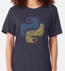 Camiseta ajustada Camiseta y sudadera con capucha de Python Programmer