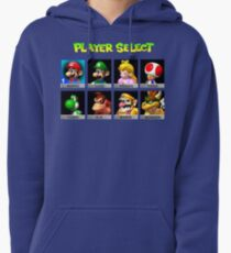 Player Select Pullover Hoodie