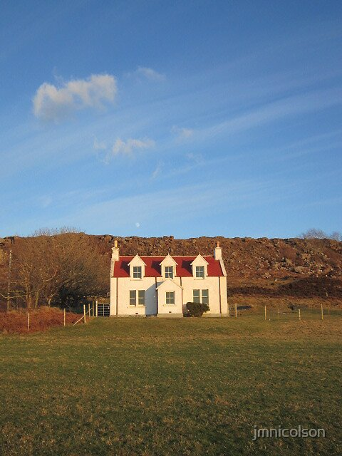 Croft house by jmnicolson