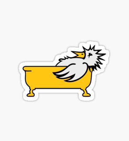 Dead Tweeter in the Bathtub VRS2 Sticker
