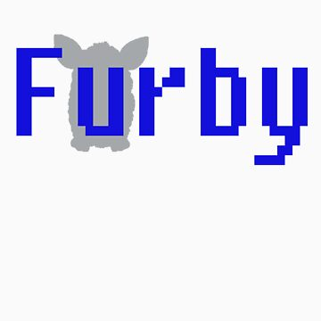 Furby T by artofdesign21