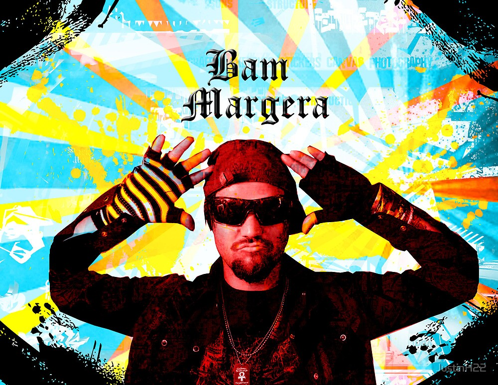 Bam Margera by JustinH22