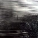 A Spire From A Train by SquarePeg