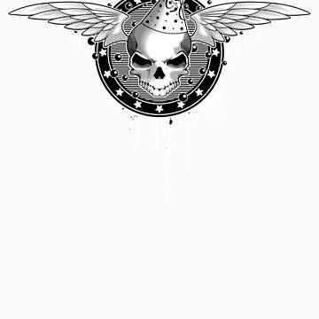Party Skull v3.0 by dmccreative