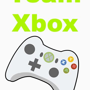 Team Xbox by ChompyZombie