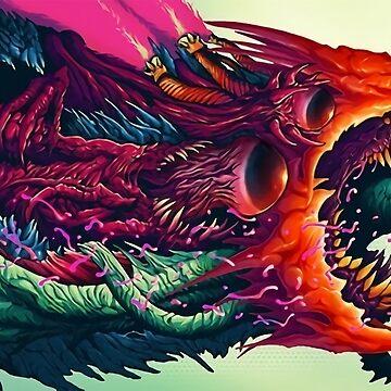 hyper beast  by G-apparel