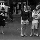 The Spectators by Lumière Unique |  Unique Light