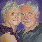 Cynthia and Jeff by Jennifer Ingram