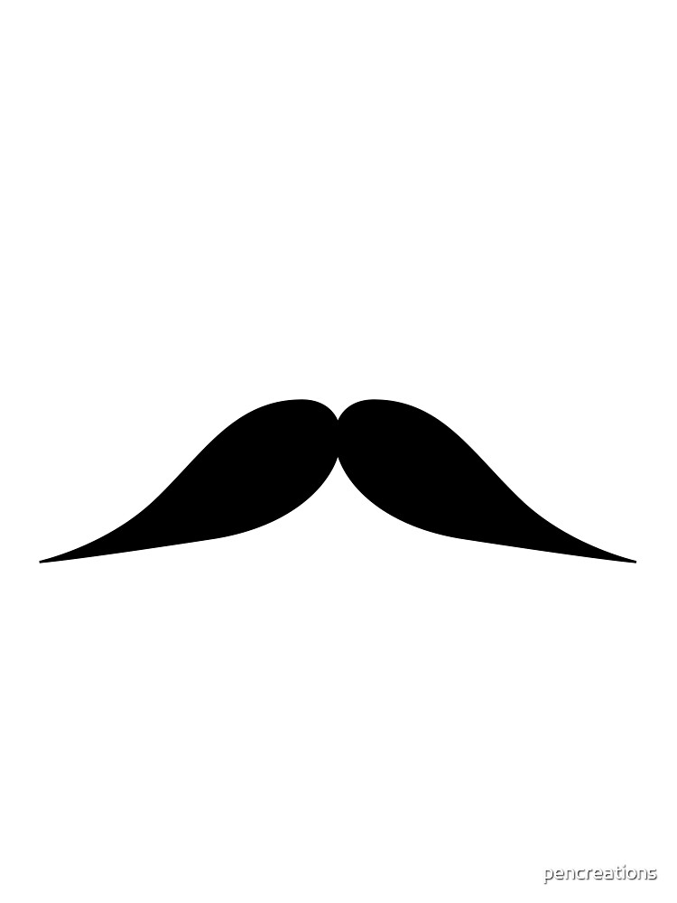 Mustache by pencreations
