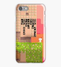 Quick Fox Fez iphone cover iPhone Case/Skin