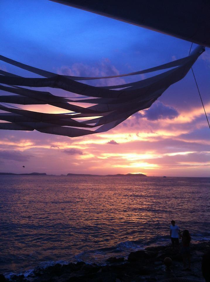 Ibiza Sunset by Caidy