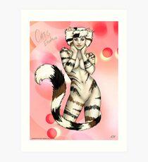 Cats the Musical - Etcetera Art Print
