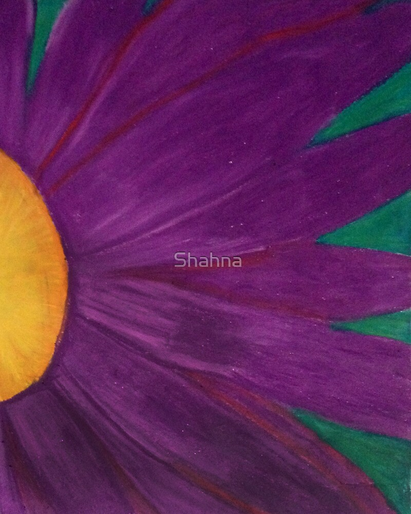 Purple by Shahna