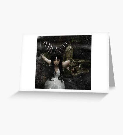 The last of it's kind Greeting Card