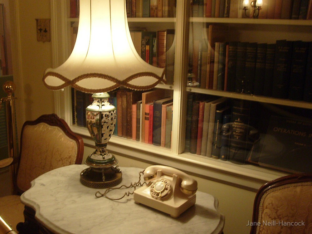 Mamie Eisenhower's Library by Jane Neill-Hancock