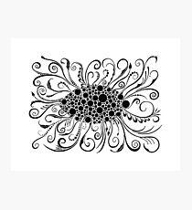 Eye Of Doodle Photographic Print