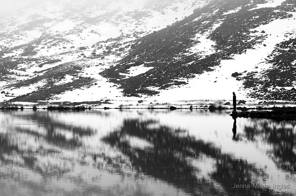 Solitude by Jenna-Marie  Ingles