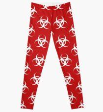 Chemie Leggings Redbubble
