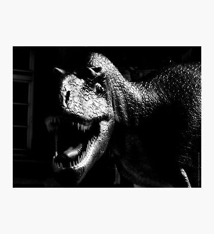 Dinosaur VRS2 Photographic Print
