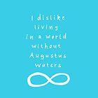 I dislike this world by stuarthole