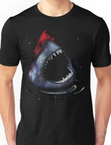 12th Doctor Who Star/Space Shark T-Shirt Ver. 2 Unisex T-Shirt
