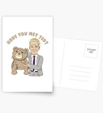 How I met your mother Postcards