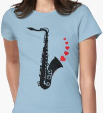Sax and Love T-Shirt