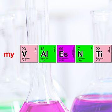 We've got chemistry by unloveablesteve