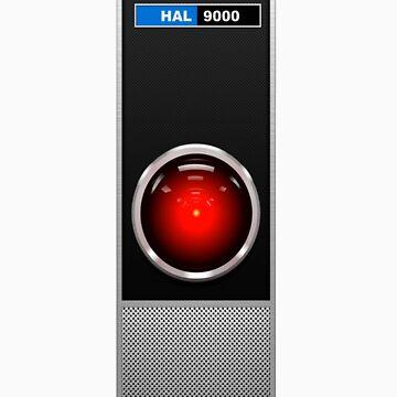 HAL 9000 by Th0ms0n